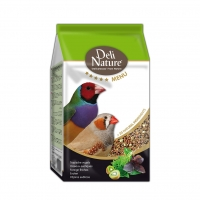 Корм для амадин Deli Nature 5★ Menu Foreign Finches - 800 г